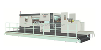 XMB-1650 The high quality semi-automatic flatbed corrugated die cutter for sales