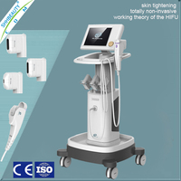 2015 High Quality HIFU Face Lift Skin Cleaning System