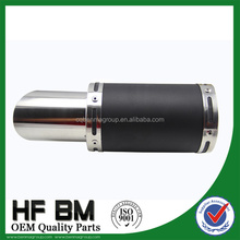 wholesale carbon fiber gy6 girls muffler, gy6 150cc muffler custom exhaust