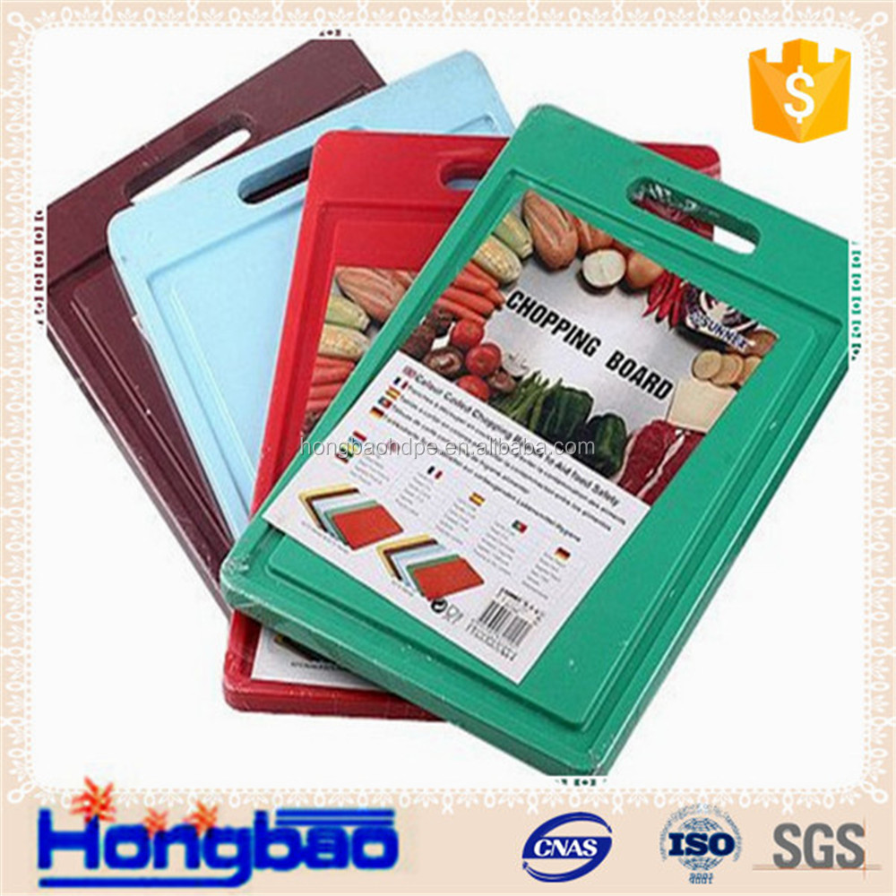 Meat butcher chopping block board buy kitchenware uhmwpe