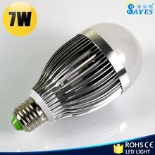 High quality OEM led bulb 7w/dimmable led bulb 7w/led bulb china