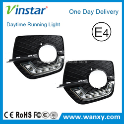 Vinstar Environmental led high power 6W daytime time running lights for BMW X6/E71