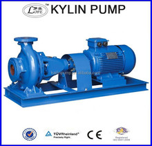 High Pressure Electric Single Stage Pump, End Suction Pump, Horizontal Pump