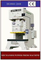 High Precision APA-80 Stamping machine
