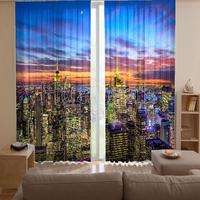 Blackout curtain fabric rolls jacquard window curtains design