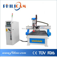 ATC high precision atc cnc router for wood with China air cooling spindle