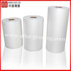 plástico película de estratificação térmica de bopp filme