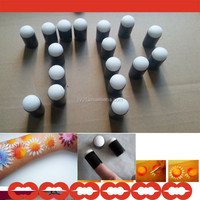 25PCS Finger Sponge Dauber / Ink Applicator Sponge / Stamping Sponge Dauber