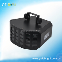 companies email address 12W 4 in 1 Quad Color derby light rgbw effect light with dmx