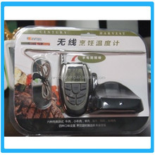 BBQ Probe Thermometer/Stainless Steel Cooking Thermometer