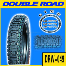 China manufacturer factory hot sale 350-18 tires motorcycle