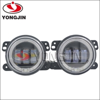 New arrival!30w 4 inch led fog light/auxiliary lamp/headlight with halo ring for JEEP