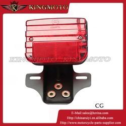 28 LEDs 12V 3W Motorcycle Led Lights Bike Rear /Tail / Stop / Brake Light Number Plate Light