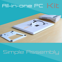 2015 hot selling All in one PC kit/ All In One Computer case