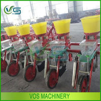 Competitive price 5 rows corn seeder with fertilizer box/Advanced professional corn seeder used in agriculture