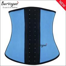 Strapless hot waist trimming corset outwear cheap waist training corsets