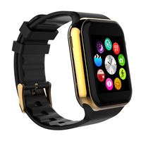 New Arrival Good Quality Internet Watch Phone Touch Screen Wifi Wrist Watch Cell Phone With Watch Phone Android Wifi 3G