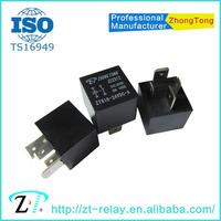 12v 24v 4pin 5pin 30a 40a 60a 80a auto relay compressor overload relay