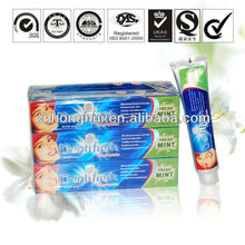 new products on market tooth paste for adult