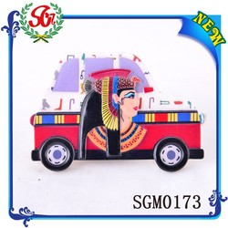 SGM0173 resin fridge magnet making machine Egypt, resin fridge magnet
