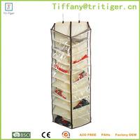 30 Pockets storage organizer/hanging storage pockets/hanging shoe organizers