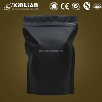 high quality stand up pouch zip lock bag/aluminum foil bag coffee packaing