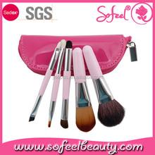 Sofeel hot sale promotion brush makeup set