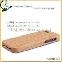2014 Best quality cheapest wooden mobile phone case cover housing,for iphone 5 bamboo case