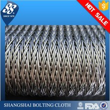 Good quality top sell net metal mesh for hat