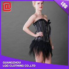 Hot selling back support corset