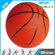 basketball orange color size 5 for school