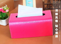 Classic nice napkin case, used at home, office, hotel, car