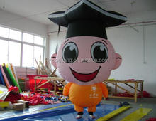 new style marketing inflatable cartoon characters advertising inflatable
