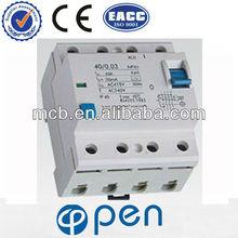 high quality NFIN -2 (RCCB) mcb mccb circuit breaker rccb earth leakage