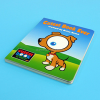 Top Quality children book printing/cardboard book printing/children board book printing