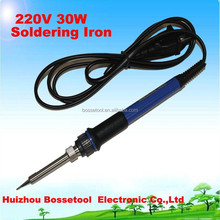 220V High Quality 30W Electric Soldering Iron,Mobile Phone Soldering Iron & Iron Handle