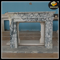Granite Fireplace mantel surround with best price