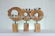 Diferentes para la talla de madera, arte de madera para el trabajo hetel
