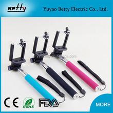 Wholesale china factory hand held selfie stick
