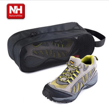 NatureHike-NH outdoor travel sundry storage bag carry sneakers bag male and female models shoe bags pouch easily accommodated
