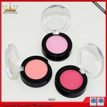 2015 new style high quality cosmetic nature blush