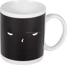 Heat Change Tea Coffee Mug Free Sample,Color Changing Coffee Mug Wholesale