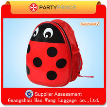 Fashion Red ABS Name Brand Cute Cheap Waterproof Backpack School Bags Manufacturer