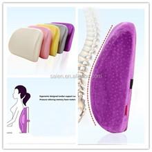 2015 Hot selling customized back thigh massage cushion