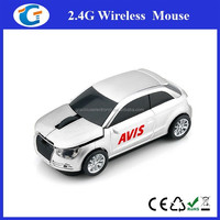 Mini SUV Car Shaped Mouse Wireless for PC