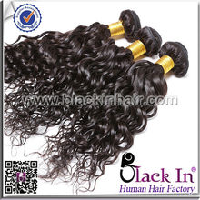 Hotsale 100KG Each Day Peruvian Deep Curly Wavy Hair charming hair extension