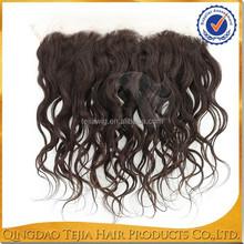 cheap deep wave virgin remy brazilian human 100% hair lace closure piece