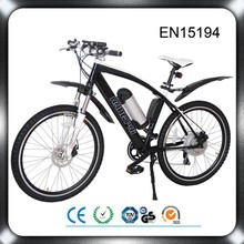 new design 500w 12ah electric bikes with CE Rohs FCC DOT