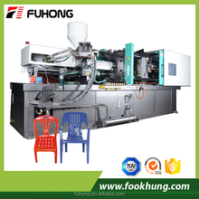 6 years no complaint energy-saving 600T plastic chair injection molding machine
