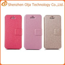 Olja 2014 best sell pu leather cover for iphone 5s case,phone case for iphone 5s